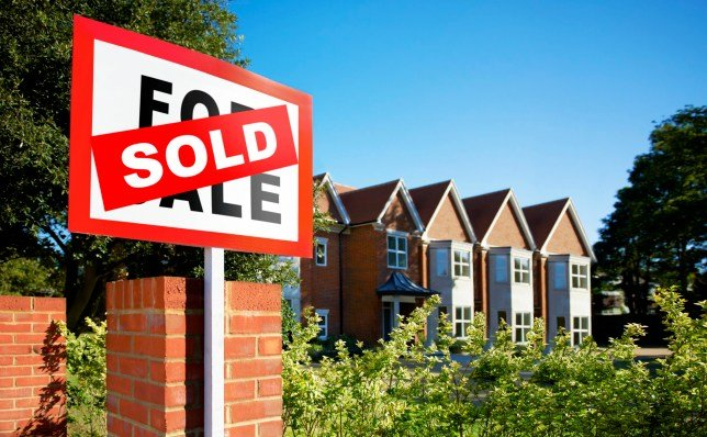 houses sold